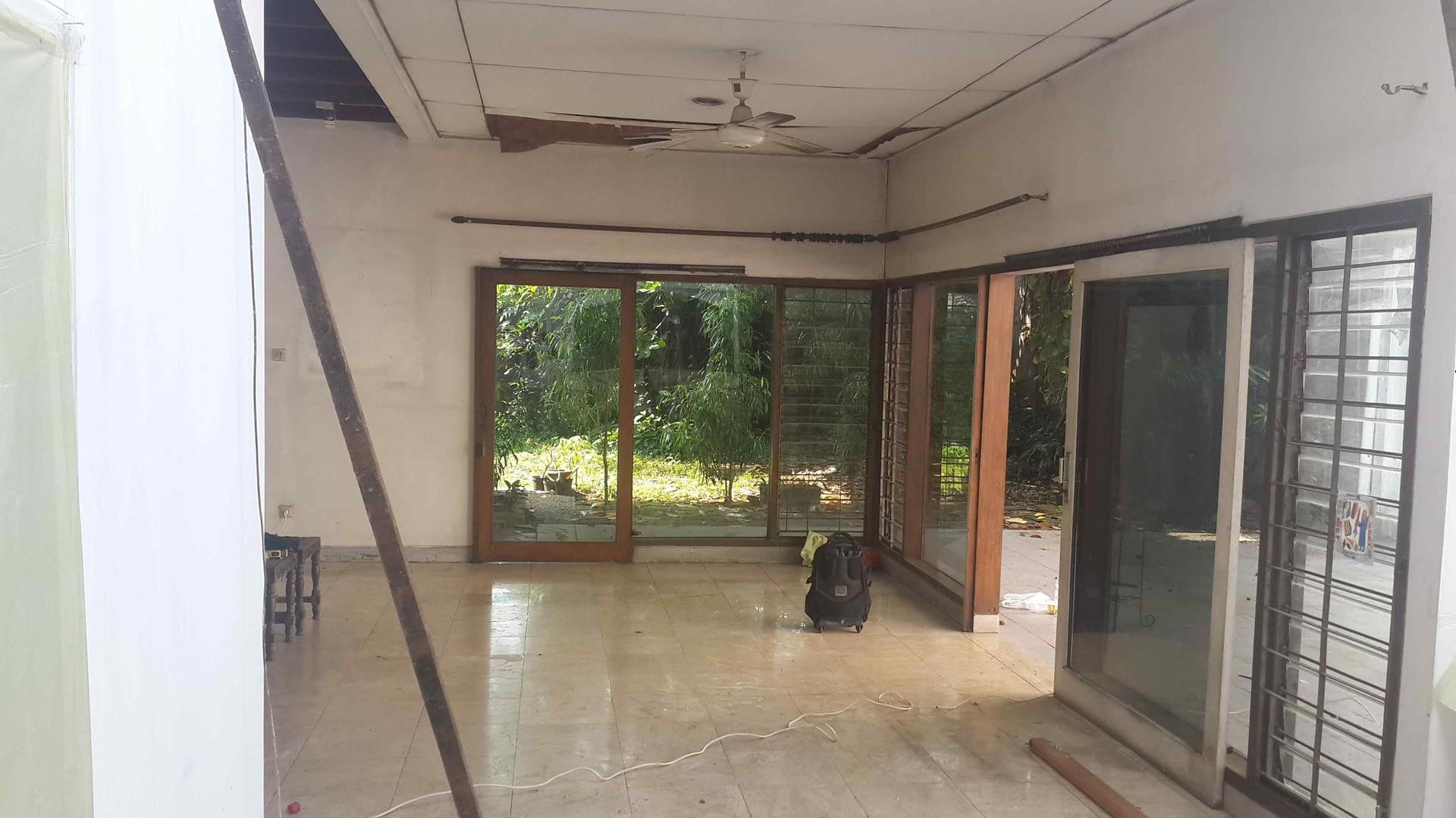 Renovasi Atap Rumah di Permata Hijau, Jakarta