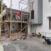 proses aci dinding dan lantai