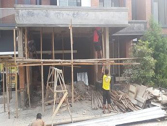 renovasi rumah discovery bintaro 4
