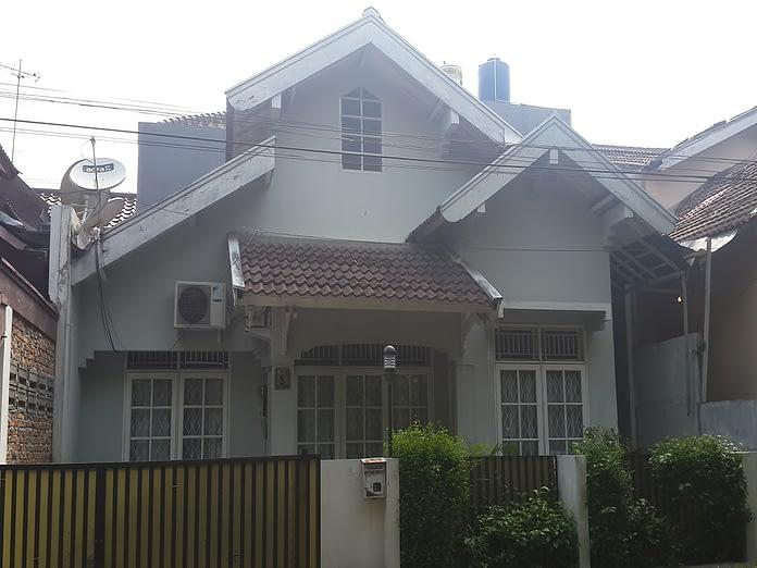 renovasi rumah di bintaro mandar 9