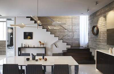 Memilih warna cat pada desain rumah
