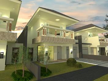 Desain Rumah Minimalis Jakarta