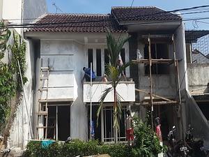renovasi rumah di bumi bintaro permai 9