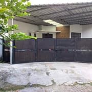 exterior rumah sebelum renovasi