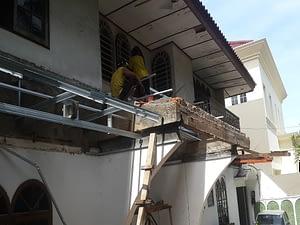renovasi rumah di permata hijau 2