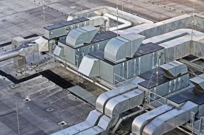 Kontraktor ducting HVAC
