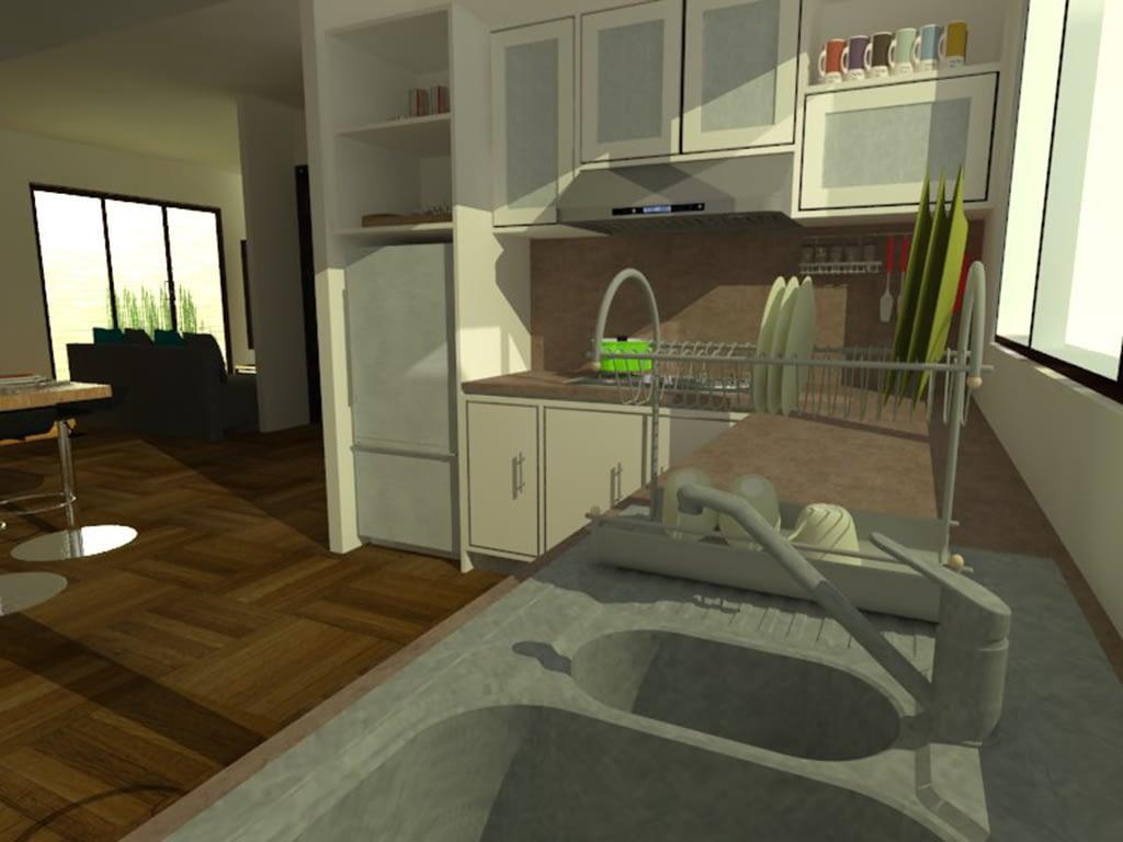 jasa desain rumah minimalis 5