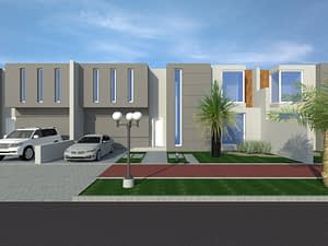 Kontraktor Desain Arsitektur Rumah Minimalis