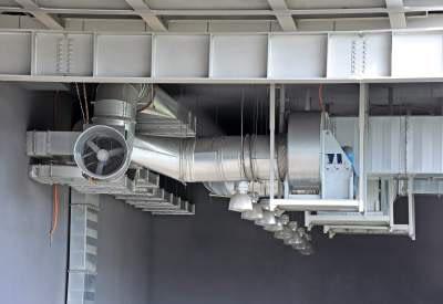 Jasa Pemasangan AC ducting