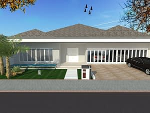 Desain Rumah dan Ruko di Tangerang