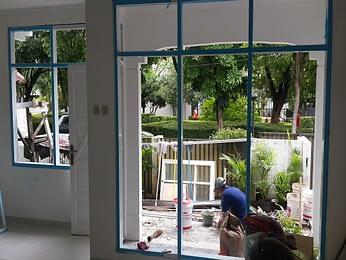 renovasi rumah di bintaro mandar 1