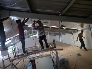 renovasi kantor di bogor 3