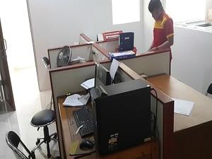 renovasi kantor di bogor 4