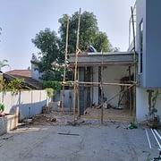 pengerjaan renovasi rumah di griyaloka bsd