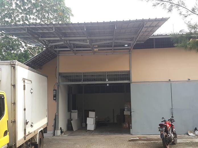 renovasi kantor di bogor 9