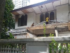 renovasi rumah di permata hijau 5