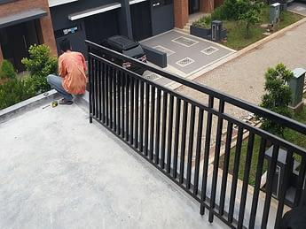 renovasi rumah discovery bintaro 3