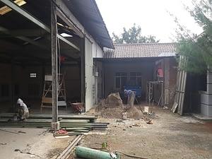 renovasi kantor di bogor 15