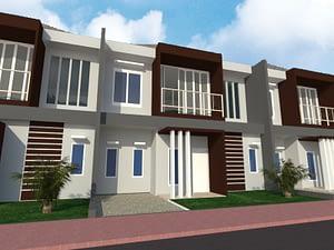Desain Rumah dan Ruko Tangerang