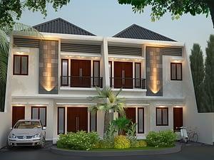jasa desain rumah minimalis 2