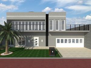Kontraktor Desain Arsitektur Rumah 1