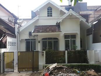 renovasi rumah di bintaro mandar 10
