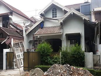 renovasi rumah di bintaro mandar 4