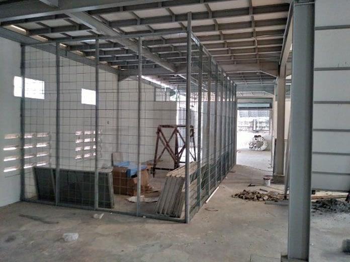 renovasi kantor di bogor 1