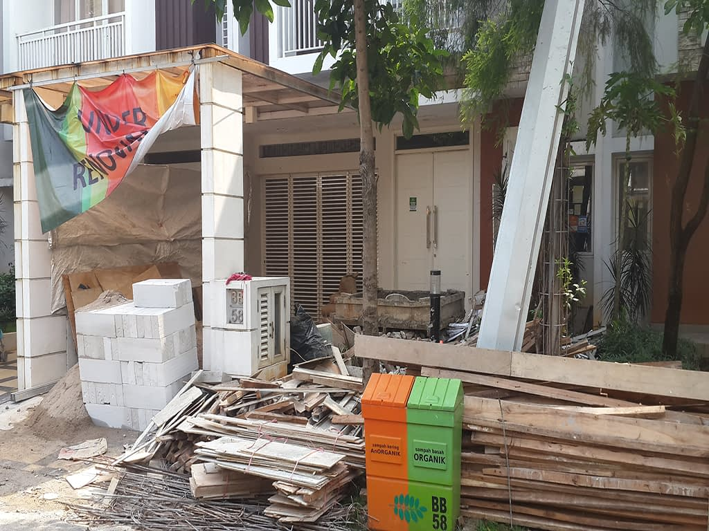 renovasi rumah di summarecon bekasi 4