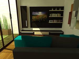 jasa desain rumah minimalis 4