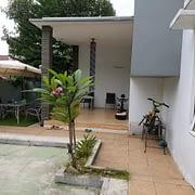 kondisi rumah di griyaloka sebelum renovasi dimulai