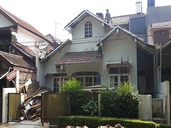 renovasi rumah di bintaro mandar 6