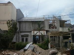 renovasi rumah di bumi bintaro permai 8