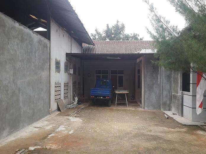 renovasi kantor di bogor 12
