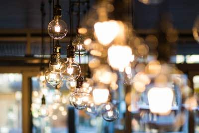 Mengetahui Jenis Lampu Cafe